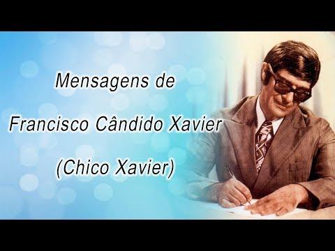Frases curtas - Mensagem Espírita - Frases de Chico Xavier