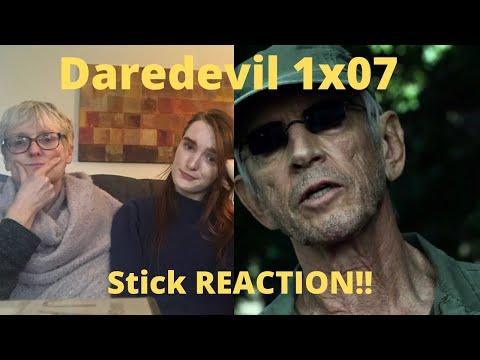 "Daredevil Season 1 Episode 7 ""Stick"" REACTION!!"