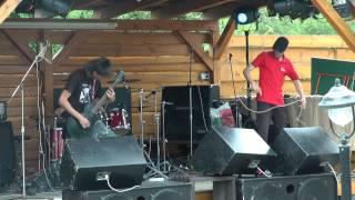 Video Zelená Díra (Live Olomouc - 25.8.2012)
