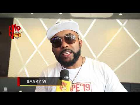 BANKY W BEGINS DOOR TO DOOR POLITICAL CAMPAIGN RALLY (Nigerian Entertainment News)