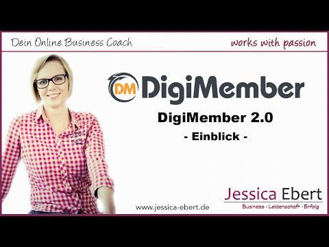 Digimember – Einblick – WordPress Mitgliederbereich erstellen