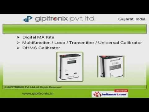 Electronic Control Instrumentation by GIPITRONIX Pvt Ltd, Vadodara