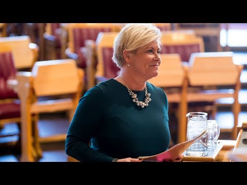 SpГёrretimen pГ Stortinget