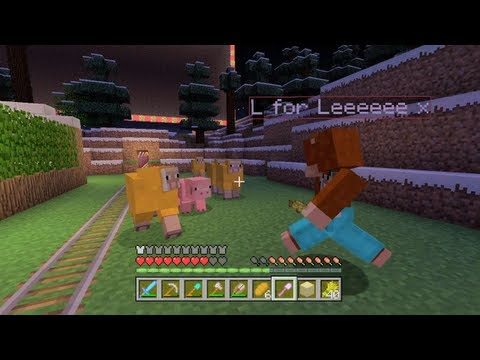 Minecraft Xbox - Shepherd Stampy [88]