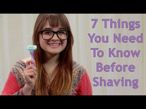 Video 7 Things You Need To Know Before Shaving download in MP3, 3GP, MP4, WEBM, AVI, FLV January 2017