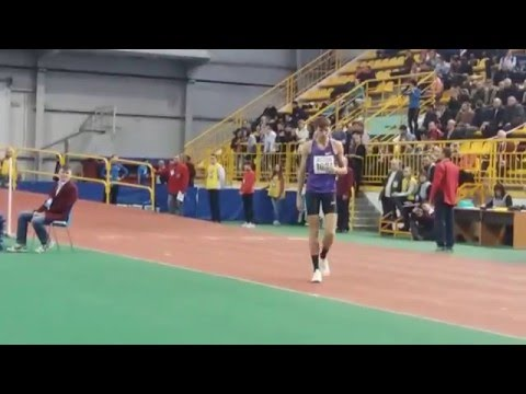 Андрей Проценко 2.26 ( Чемпионат Украины в помещении 2016 )
