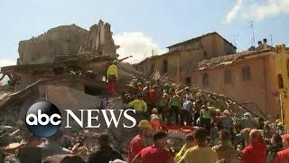 Zone Italy  City pictures : Italy Quake Zone Continues to Feel Aftershocks