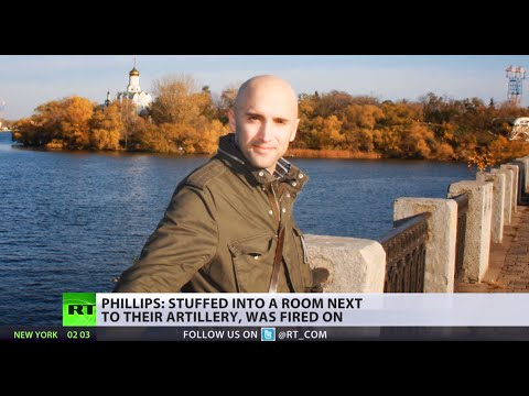 RT - Deported and barred for 3 years - British reporter Graham Phillips gives RT a first-hand account of his capture and interrogation by Ukraine's security forces. READ MORE: http://on.rt.com/36o7zv...