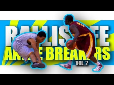 Breakers - Ballislife presents Ankle Breakers Volume 2 the nastiest mixtape we have dropped to date and the follow up to the 'Ballislife Ankle Breakers Vol. 1'. This 4 ...