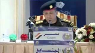 الجيش المصري يحصد المركز الثاني في مسابقة القرآن الكريم على مستوى الدول الإسلامية جائزة الأمير سلطان