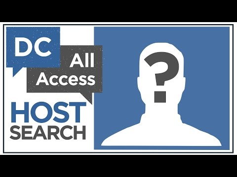 access - DC All Access is looking for a new co-host! Think it should be you? Then watch this clip, record your video and soon you could be helping us cover all of the latest and greatest news from the...