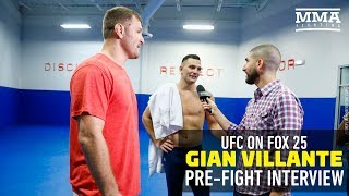 Gian Villante explains why UFC champion Stipe Miocic is in his corner, if it's a dream come true to fight on Long Island, what happened against Shogun, and more.Subscribe: http://goo.gl/dYpsgHCheck out our full video catalog: http://goo.gl/u8VvLiVisit our playlists: http://goo.gl/eFhsvMLike MMAF on Facebook: http://goo.gl/uhdg7ZFollow on Twitter: http://goo.gl/nOATUIRead More: http://www.mmafighting.comMMA Fighting is your home for exclusive interviews, live shows, and more for one of the world's fastest-growing sports. Get latest news and more here: http://www.mmafighting.com
