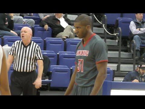 Lynchburg Men's Basketball at Washington & Lee