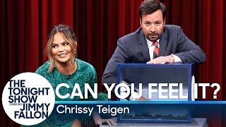 Video Can You Feel It? with Chrissy Teigen MP3, 3GP, MP4, WEBM, AVI, FLV Juli 2019