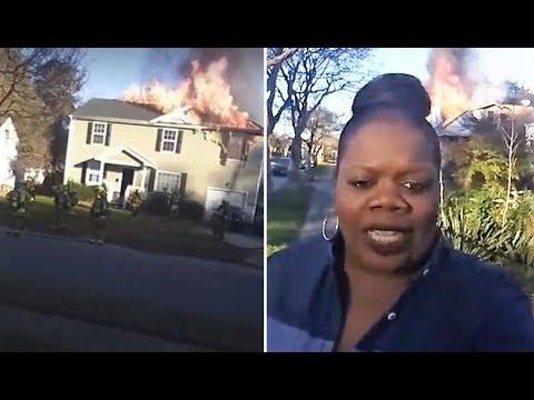 Best Damn Reporter Solves Arson Case LIVE on Facebook