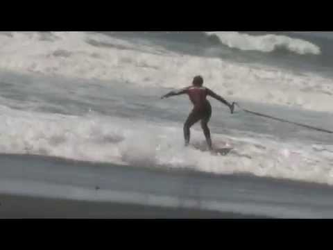 DANA BALDZIKOWSKI - Tow Skim by Skim Shady Sundance Beach 2012 Surf Video Contest Contestant Visit us at: http://www.sundancebeach.com Towing skim boards up the coast.