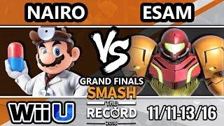 Video STR 2016 Smash 4 - PG | ESAM (Samus, Pikachu) Vs. NRG | Nairo (Falcon, Doc, ZSS) SSB4 Grand Finals download in MP3, 3GP, MP4, WEBM, AVI, FLV January 2017
