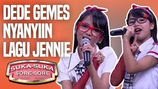 Video Kontes KPOP! Dua Dedek Gemesh Ini Nyanyiin Lagu Jennie Blackpink - Suka Suka Sore (24/1) MP3, 3GP, MP4, WEBM, AVI, FLV Maret 2019