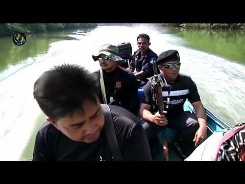 VDO: Thai vigilantes take up fight against human trafficking