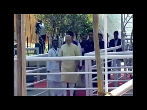 PM Modi's Visit to Deekshabhoomi on 125th Birth Annieversary of Dr. Babasaheb Bhimrao Ambedkar