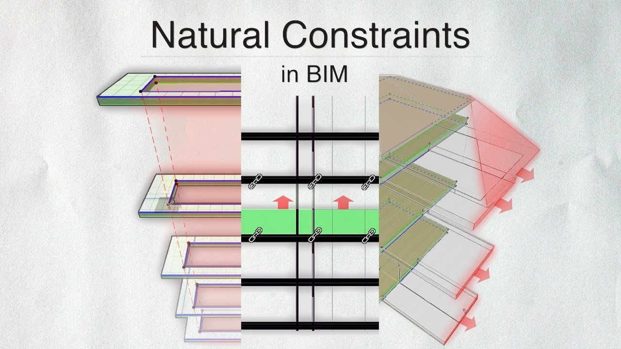 ArchiCAD 18 — Natural Constraints