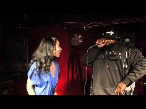 B.I Bang & La Femme Nikita - Cold Killa (Live at the Karma Lounge NYC)