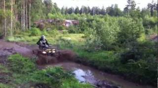 6. can am outlander 500 xt