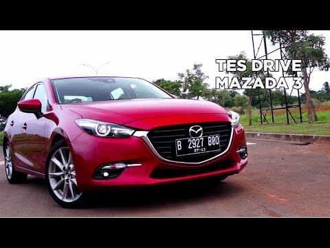 Jajal Mazda 3, Ternyata Begini Rasanya