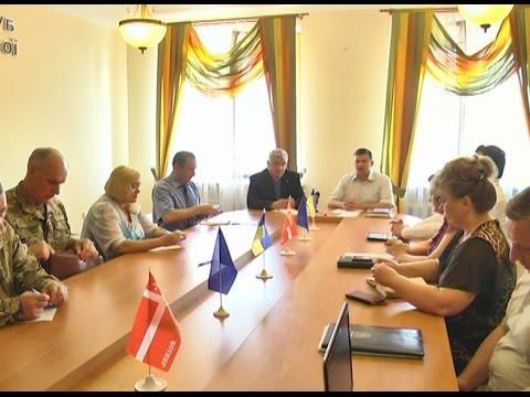 Заступник міністра оборони України Петро Мехед акцентував на волинських позитивах