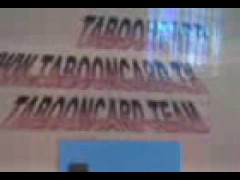 TABOON CARD