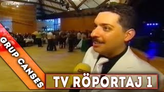 Canses Dügün Organizasyon - TV Repörtaj - Levent Canses -1-