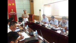 Báo cáo công tác chuẩn bị Kỳ họp thứ 9 HĐND thành phố khoá XIX