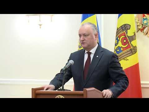 Președintele țării, președintele Parlamentului și prim-ministru au desfășurat întrevederea săptămînală