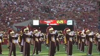 USC Trojan Marching Band | Club Medley ft. Party Rock Anthem by LMFAO
