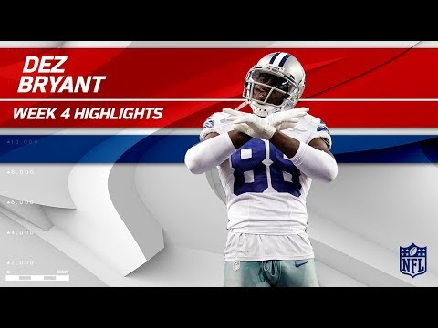 Video: Dez Bryant's Powerful Game vs. Los Angeles!