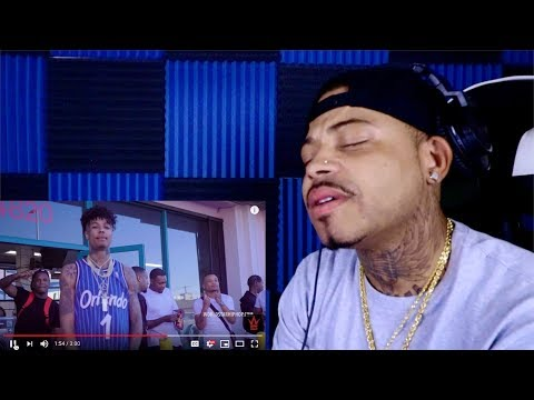 Blueface Respect My Crypn REACTION