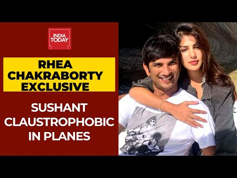 Rhea Chakraborty Exclusive: What Happened On Europe Trip With Sushant Singh Rajput?