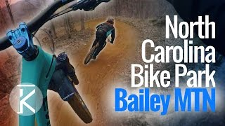 Thrills with Phil Friday - This week we're checking out Bailey Mountain bike Park near Ashville NC. At the moment I only have my Evil Calling so the question is: How will a trail bike hold up to a downhill bike park? Watch and find out SUBSCRIBE ▶︎ https://goo.gl/xu5U0hRiders:Alex Chamberlin  https://www.youtube.com/channel/UCg-l2mZWys3WJ0qSFA7HDrAJake Smith Jake KhanIsak LevinsonMost Recent ▶︎ https://goo.gl/10Kw6dRemedy last Ride ▶︎ https://youtu.be/znEw3PIZAEE?list=PLKhb73W7eMREOqKUAP4u-qXKzvgUy0zGWEvil Calling ▶︎ https://www.youtube.com/watch?v=5irX8yVn0uw&list=PLKhb73W7eMREOqKUAP4u-qXKzvgUy0zGW&index=2Raleigh Tokul ▶︎ https://youtu.be/aR2oLA9mSXw?list=PLKhb73W7eMREOqKUAP4u-qXKzvgUy0zGWHuffy Carnage ▶︎ https://youtu.be/wkMnk_eCDQU?list=PLKhb73W7eMREOqKUAP4u-qXKzvgUy0zGWBunny Hop Tutorial  ▶︎ https://youtu.be/hdUGWeRQ2IU?list=PLKhb73W7eMRF1KO3T5Iz2pks-8SrLybw7Bike checksEvil Calling ▶︎https://youtu.be/5irX8yVn0uw?list=PLKhb73W7eMREOqKUAP4u-qXKzvgUy0zGWTrek Remedy ▶︎ https://youtu.be/7g0q-Ae8WWs?list=PLKhb73W7eMREOqKUAP4u-qXKzvgUy0zGWRaleigh Tokul ▶︎ https://youtu.be/3SvBviCq3fQ?list=PLKhb73W7eMREOqKUAP4u-qXKzvgUy0zGWDirt Jumper ▶︎ https://youtu.be/jxM8jlieg2A?list=PLKhb73W7eMREOqKUAP4u-qXKzvgUy0zGWSocialInstagram ▶︎  http://Philkmetz.com/instagramFacebook  ▶︎ http://Philkmetz.com/facebookTwitter ▶︎ http://Philkmetz.com/twitter Snapchat ▶︎ https://www.snapchat.com/add/philkmetzStrava ▶︎ https://www.strava.com/athletes/942089Support Skills with PhilPatreon ▶︎ https://goo.gl/8SHpPFT-shirts ▶︎ https://goo.gl/sS2hGJRiding GearHelmet ▶︎  http://amzn.to/2dNfYtlKnee Pads ▶︎ http://amzn.to/2dvc3UlShoes ▶︎  http://amzn.to/2dx9xMLSocks ▶︎ http://amzn.to/2dURuPBCamera GearPrimary GoPro ▶︎ http://amzn.to/2jGPKfDBackup GoPro ▶︎ http://amzn.to/2dhcZZJGoPro AccessoriesGoPro Stabilizer  ▶︎  http://amzn.to/2iBxZAPHandlebar Mount ▶︎ http://amzn.to/2jGU6TRChest Mount ▶︎ http://amzn.to/2jQK1pXBackpack ▶︎ http://amzn.to/2jOpySa-----------Music:
