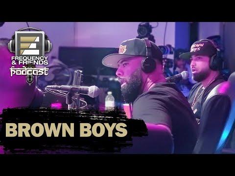 Brown Boys Sunny Malton & Byg Byrd | Frequency & Friends Podcast | Season 4 | Episode 5