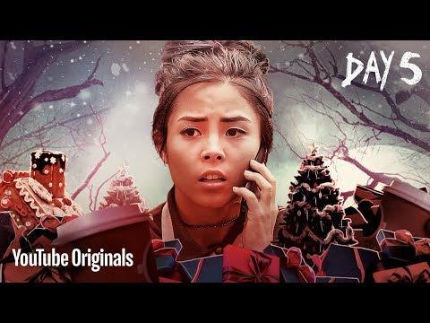 Coffee Cups - 12 Deadly Days Ep 5 (ft. Anna Akana) (видео)