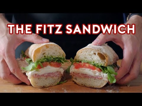 Binging with Babish: The Fitz Sandwich from Agents of S.H.I.E.L.D.