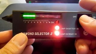 Download Lagu Diamond Selector II  2 Diamond tester  testing review with detecting find and personal updates! Mp3