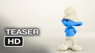 The Smurfs 2 Official Teaser #1 (2013)