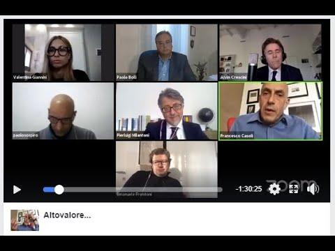 WEBINAR  con FRANCESCO CASOLI e UNIVPM