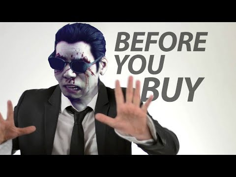 Judgment - Before You Buy