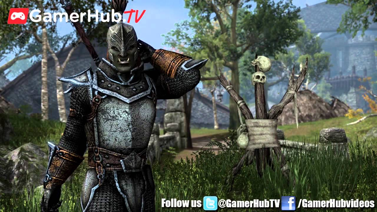 Elder Scrolls Online: видео - ESO Detailed By Matt Firor In Interview - Gamerhubtv