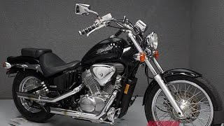 6. 2004 HONDA VT600 SHADOW 600 VLX - National Powersports Distributors