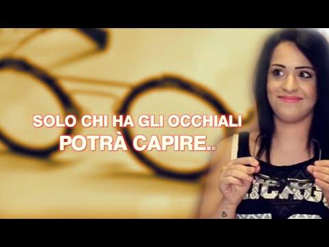 SOLO CHI HA GLI OCCHIALI POTRA' CAPIRE - Roberta Caponigro