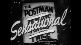 Nonton The Postman Always Rings Twice   Trailer (1946) [Film Noir] [Drama] Film Subtitle Indonesia Streaming Movie Download