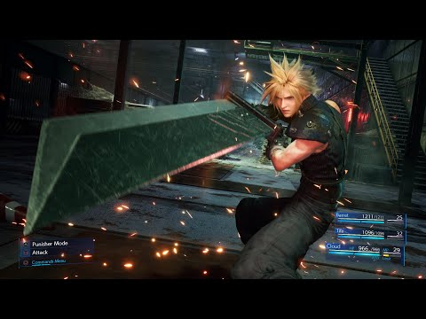 Inside Final Fantasy VII Remake - Episode 3
